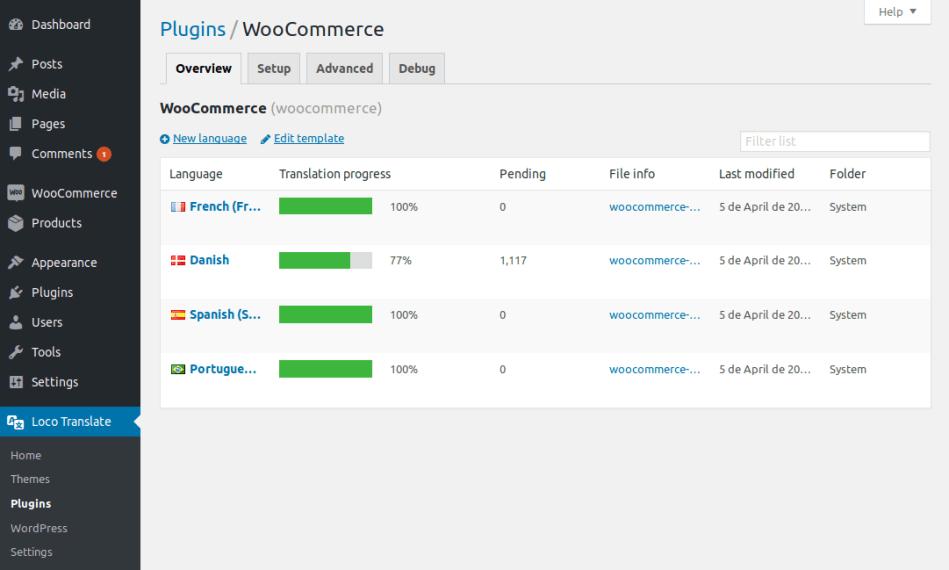 Translating WooCommerce (Localization) - WooCommerce Docs