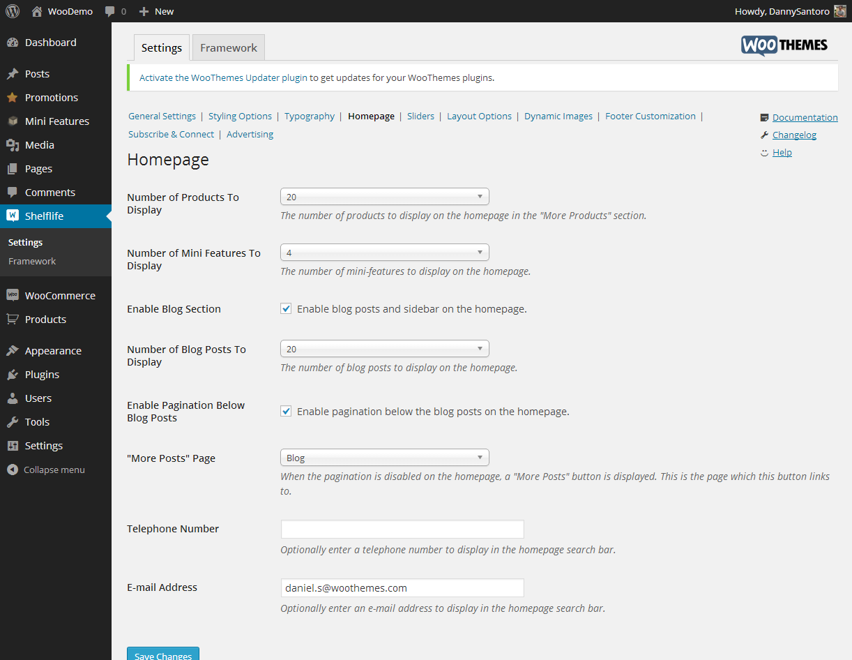 shelflife-settings-homepage