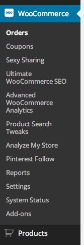 If everyone placed their screen links here all willy-nilly, this is what the WooCommerce store owner would end up with. :)