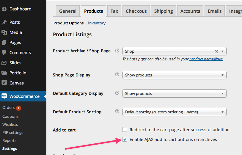 catalog visibility options woocommerce docs