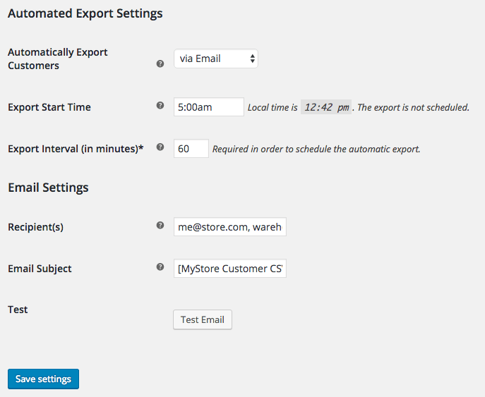 will your job be exported This means if you change the name of a customer or job within tsheets click on the green quickbooks button in your tsheets dashboard i exported my employee's.