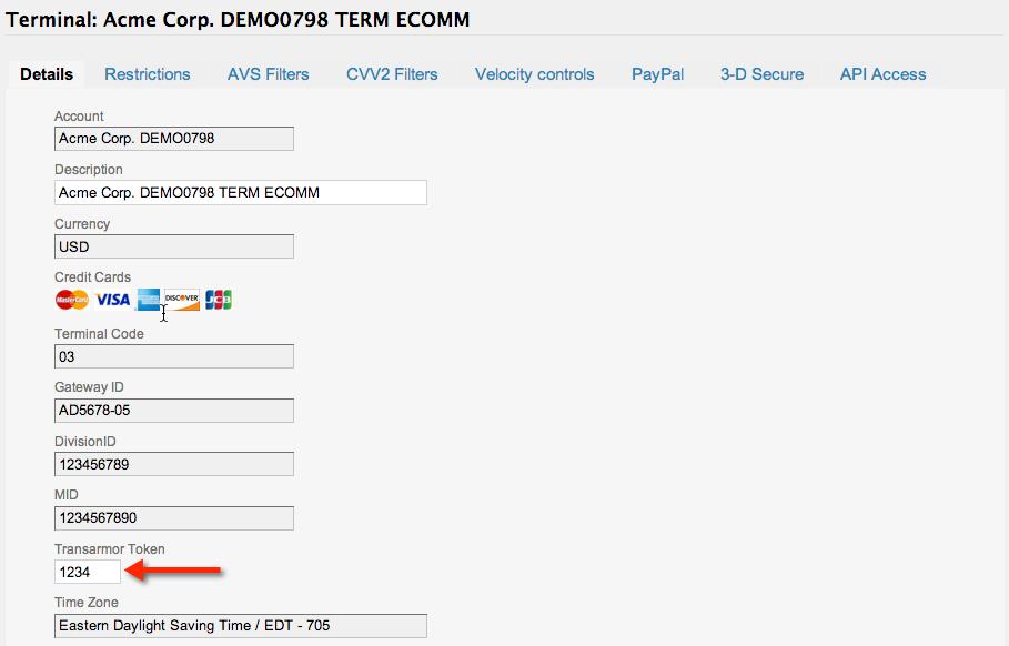 WooCommerce First Data Payeezy - WooCommerce Docs