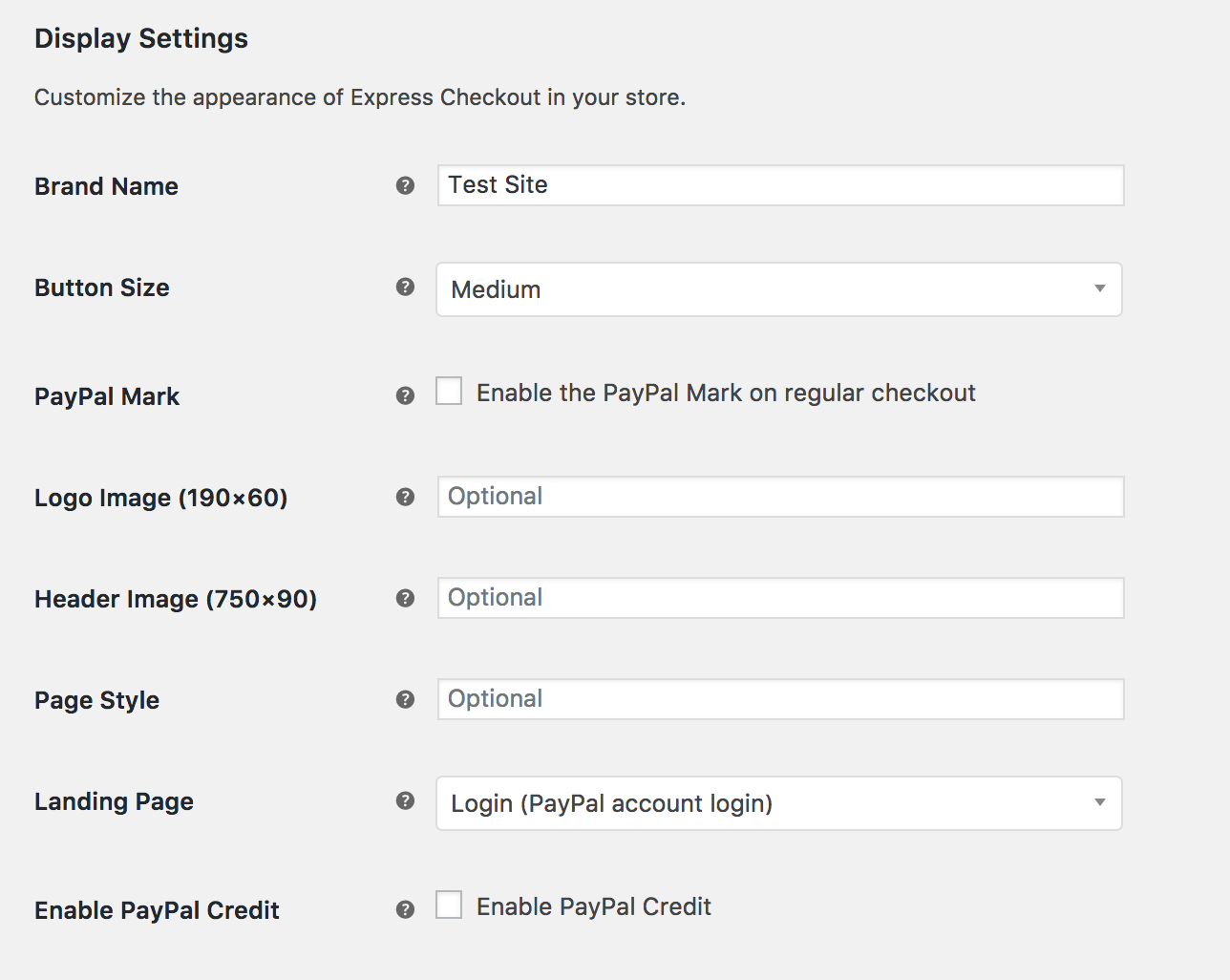 PayPal Express Checkout WooCommerce Docs - What is a invoice on paypal for service business