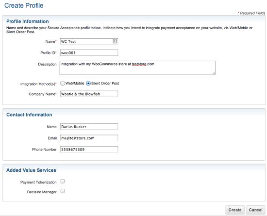 WooCommerce CyberSource SA SOP Payment Gateway - WooCommerce Docs