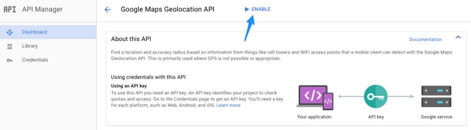 WooCommerce Local Pickup Plus enable geocoding API