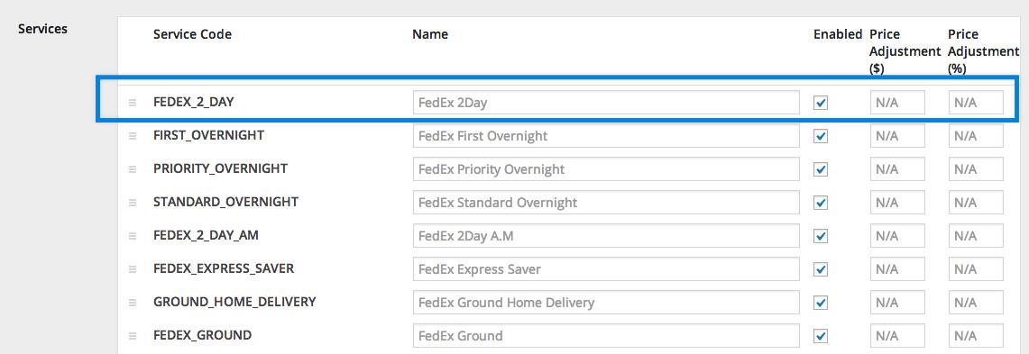 Fedex Shipping Quote | Fedex Shipping Woocommerce Docs