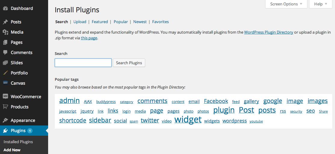 WooSidebars - WooCommerce Docs