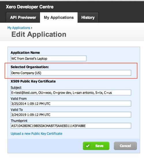 Xero | Edit Application-1