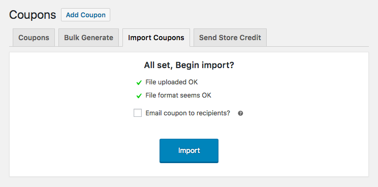 Smart Coupons: Coupon Import page-2