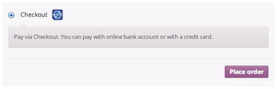 WooCommerce Checkout.fi Checkout Experience