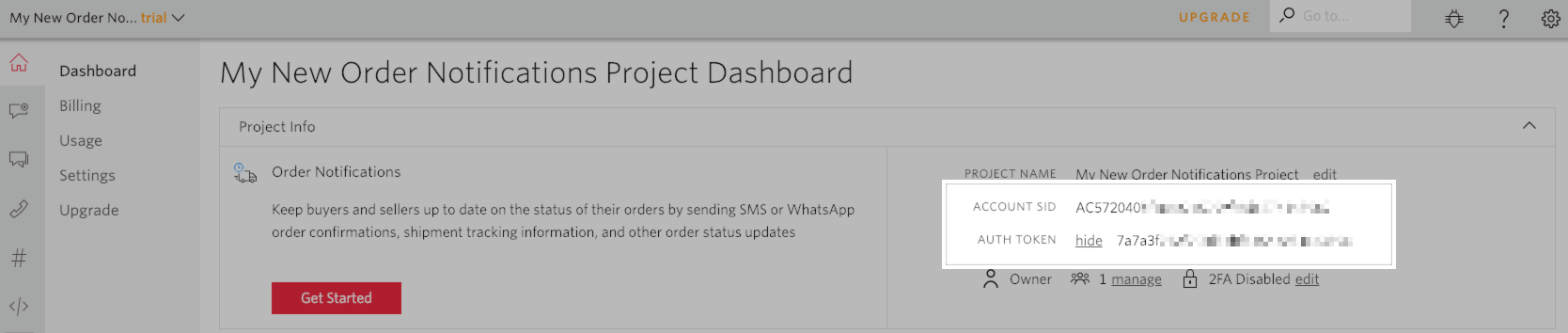 WooCommerce Twilio SMS Notifications - WooCommerce Docs