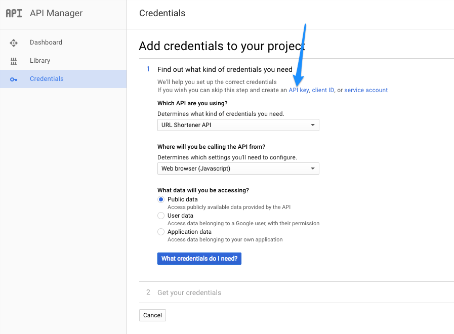 WooCommerce Twilio: generate API key