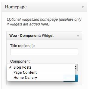 Resort-Homepage-Component-Widget