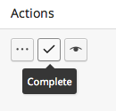 WooCommerce Order Quick Actions