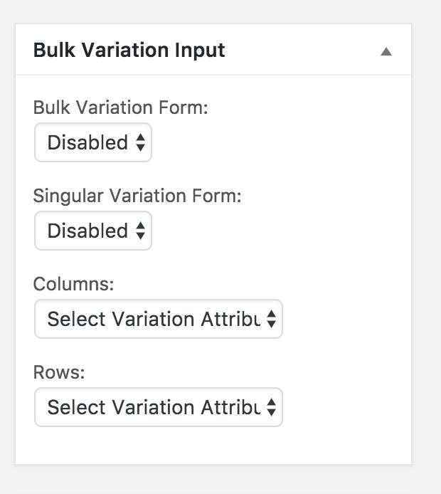 bulk-variation-input