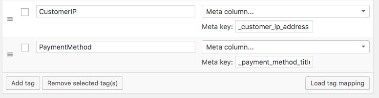 WooCommerce Customer / Order XML Export: Add Custom Meta Tags