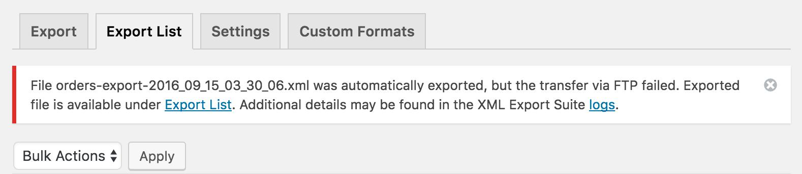 Woocommerce Customer Order Xml Export Suite Woocommerce
