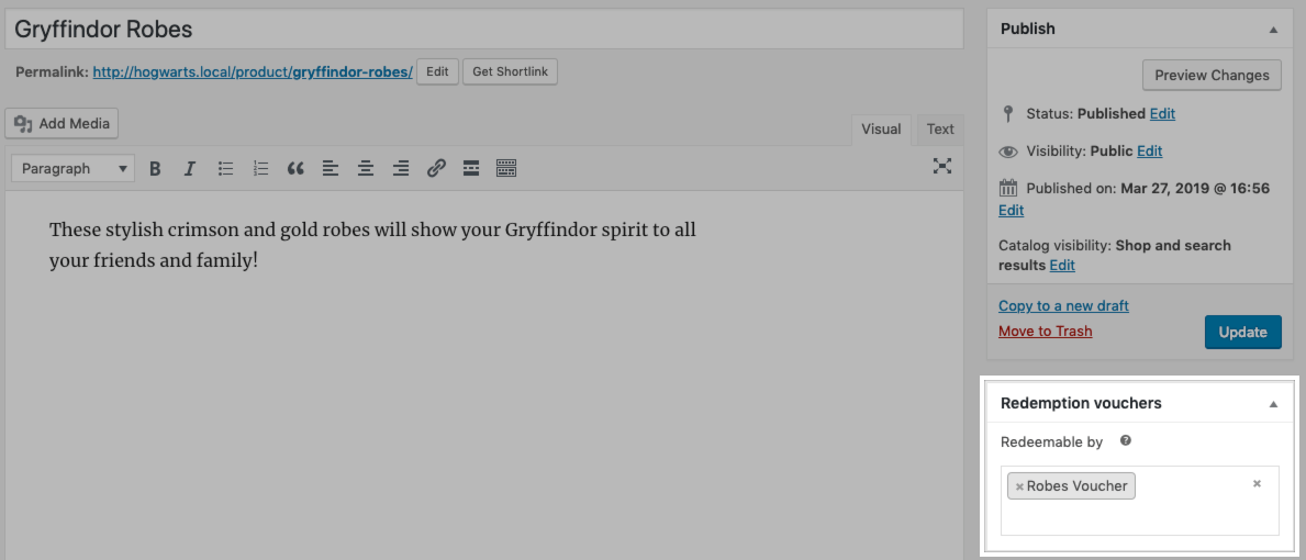 WooCommerce PDF Product Vouchers - WooCommerce Docs