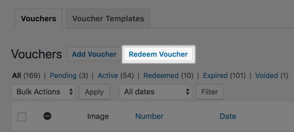 WooCommerce PDF Product Vouchers scan voucher