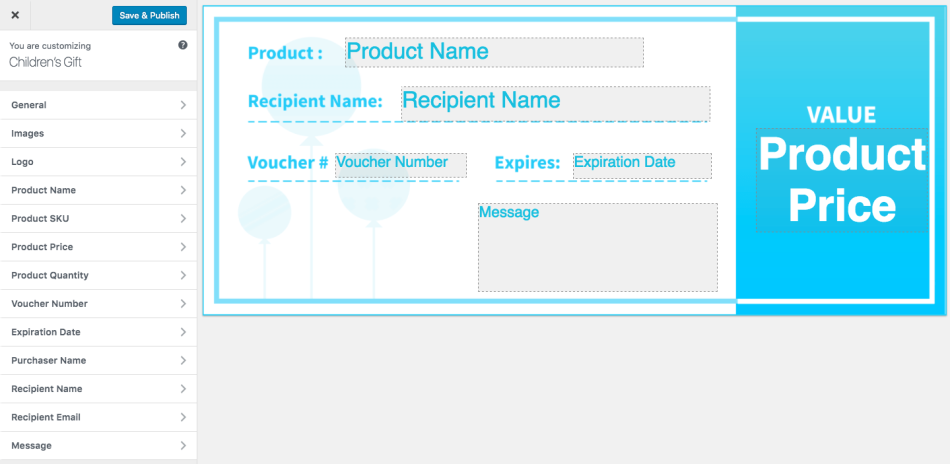 WooCommerce PDF Product Vouchers: Add a New Template