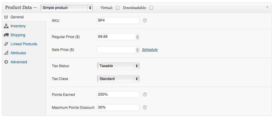 woocommerce-points-and-rewards-simple-product-settings