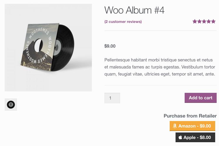 WooCommerce Product Retailers - WooCommerce Docs
