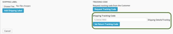 set tracking