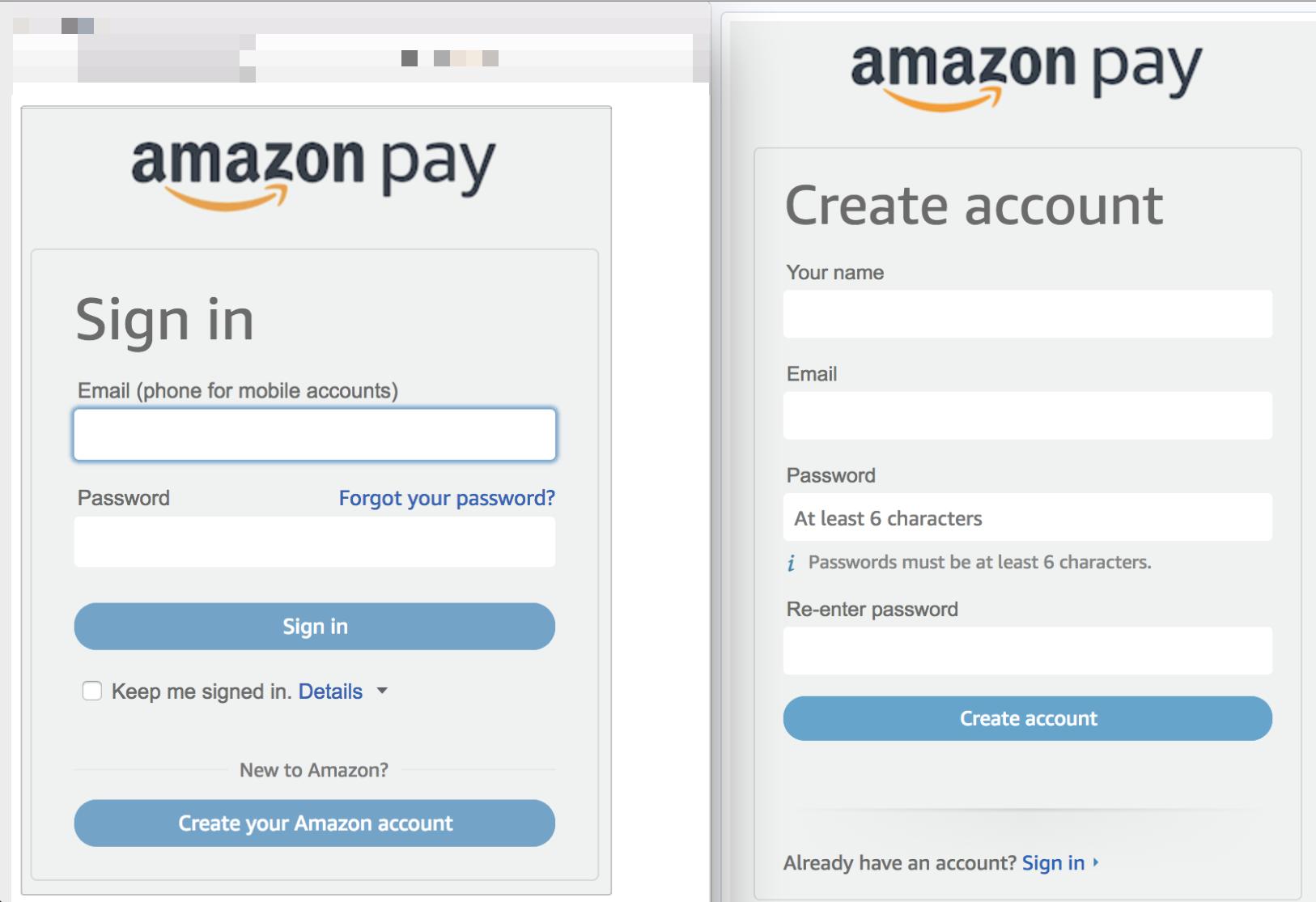 Amazon Pay - WooCommerce Docs
