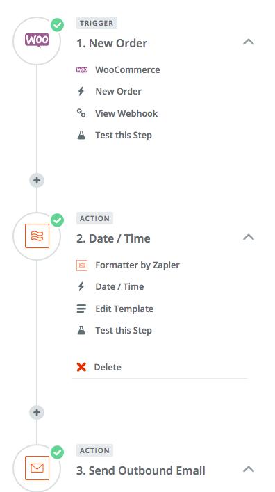 Zapier Date Formatter