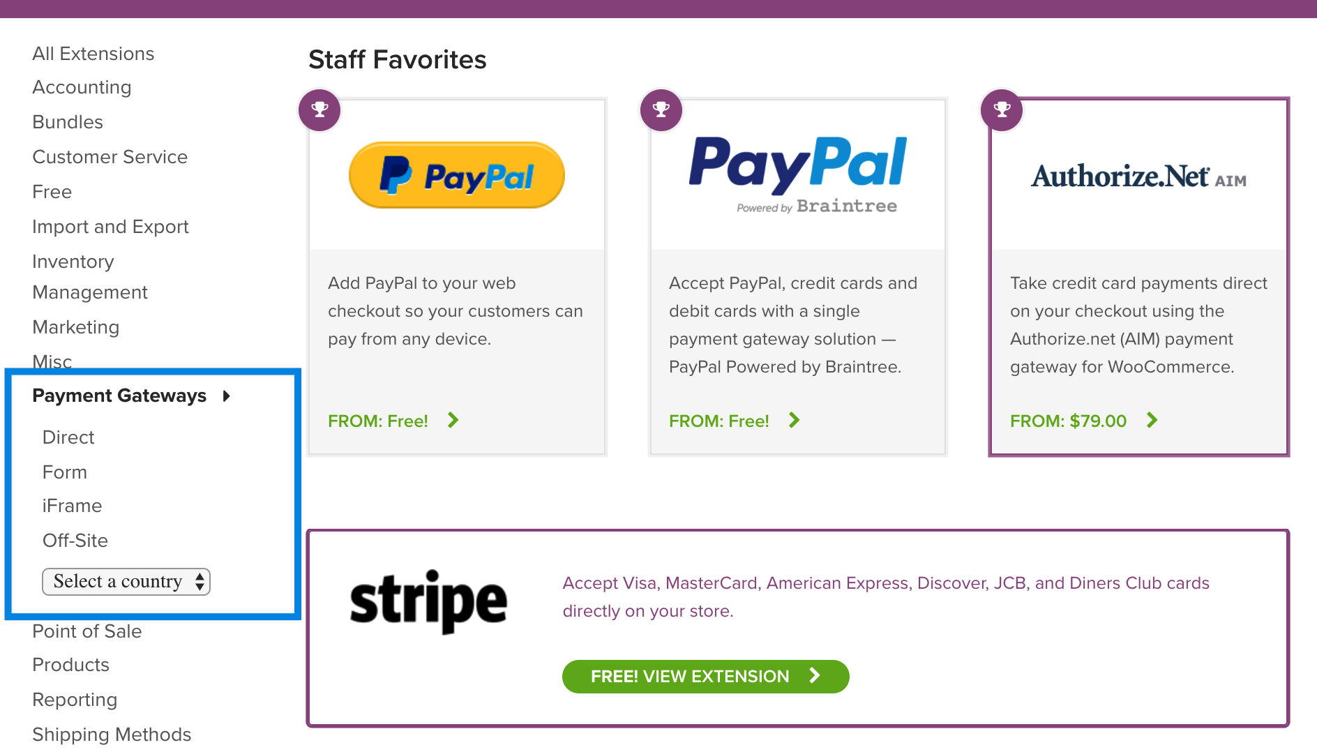 Which Payment Option is Right for Me? - WooCommerce Docs