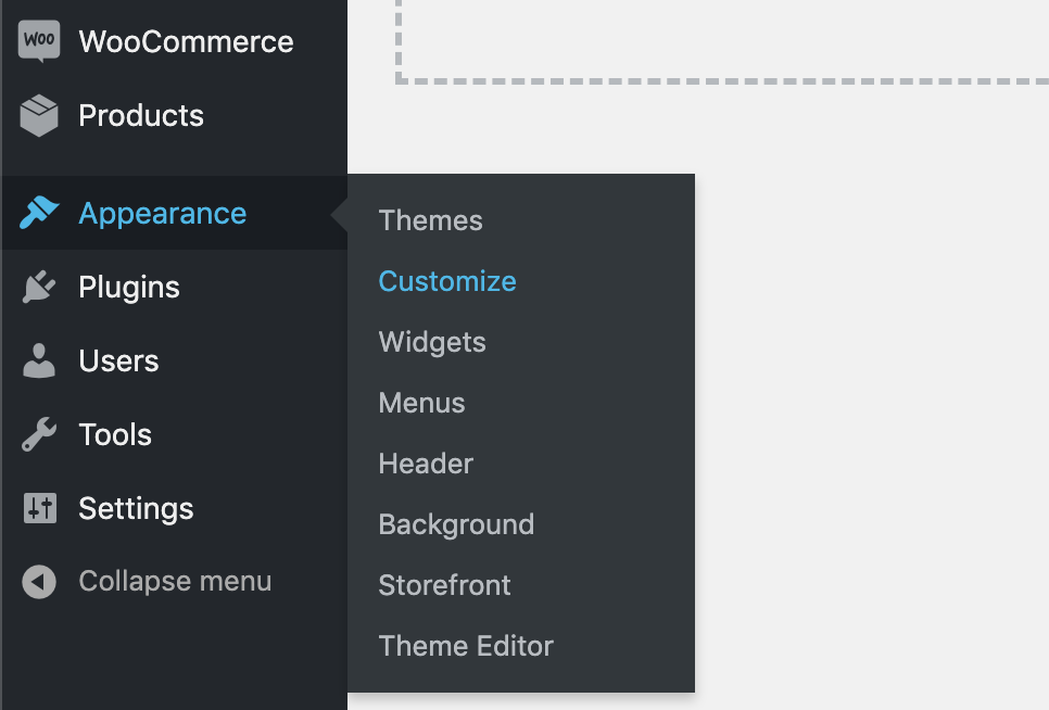 Go To Homepage >> Getting Started With Homepage Control Woocommerce Docs
