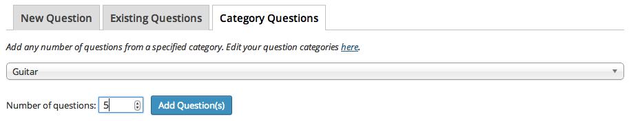category-questions