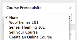 course-prerequisite