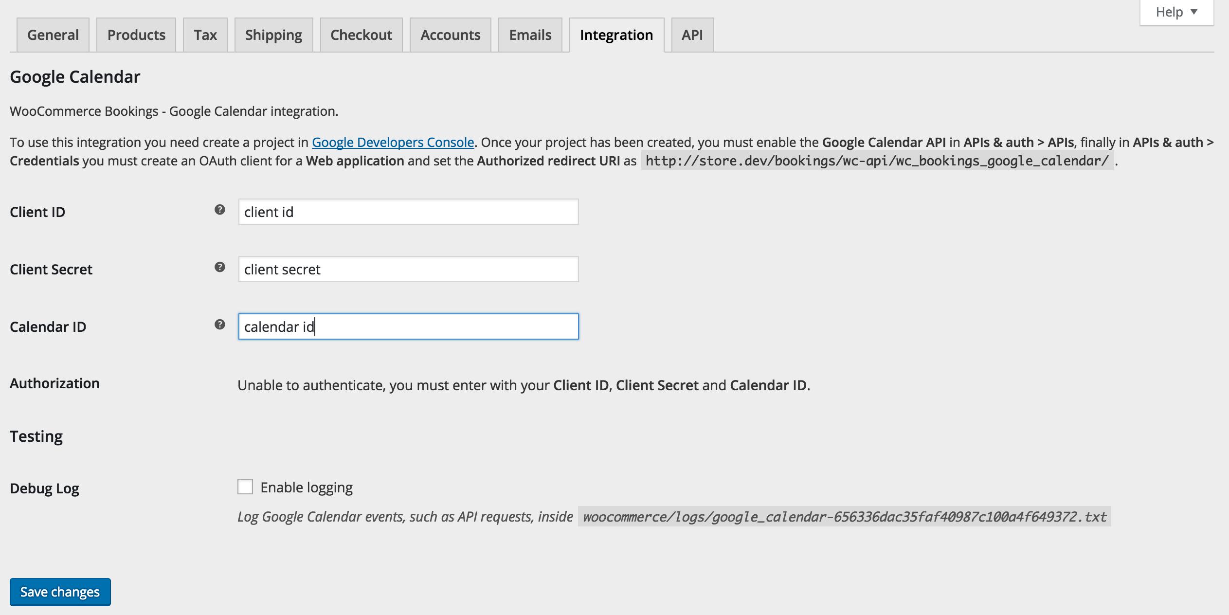 google-calendar-bookings-integration