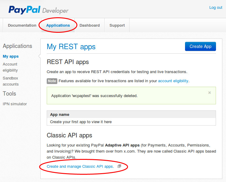 how to get paypal api for woocommerce