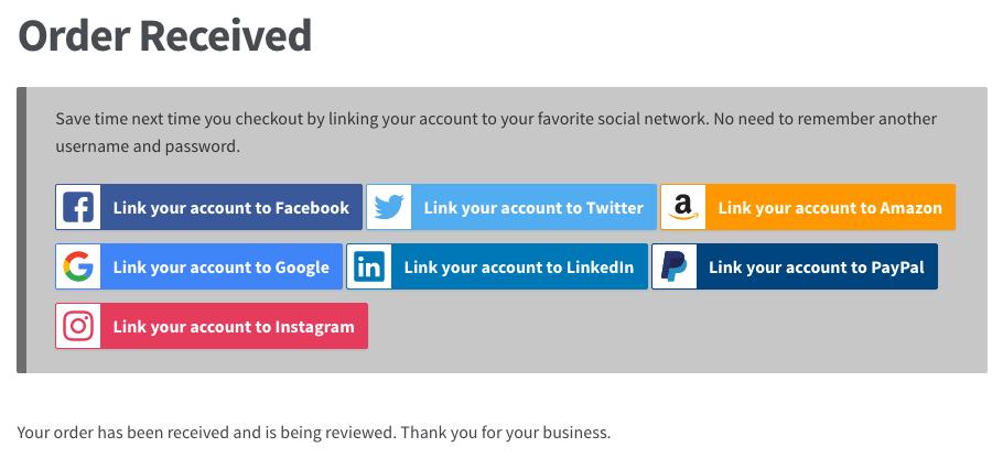 WooCommerce Social Login - WooCommerce Docs