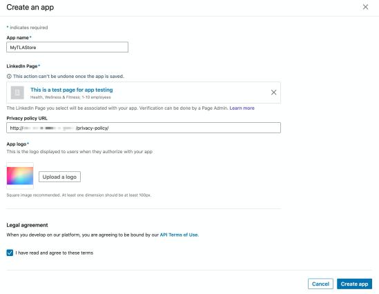 WooCommerce Social Login LinkedIn complete app for