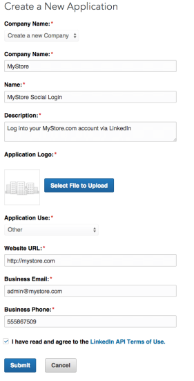 WooCommerce Social Login: Create Social Apps - WooCommerce Docs