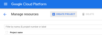 WooCommerce Local Pickup Plus: Create Google Project