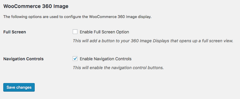 WooCommerce 360 Image - WooCommerce Docs