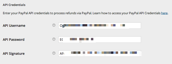 Here is an example of the settings you would see when you go to WooCommerce > Settings > Payment > Your Payment Gateway if your Payment Gateway supports automatic refunds.