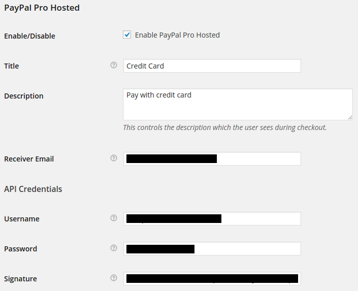 paypal-pro-hosted-settings
