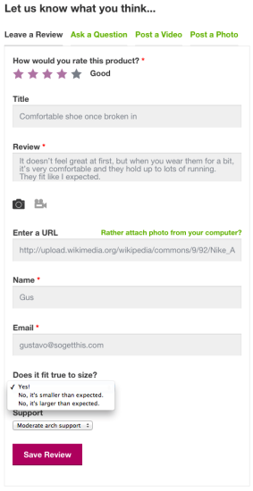 WooCommerce Product Reviews Pro Review