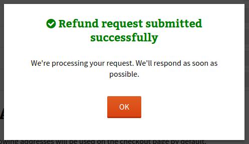 WooCommerce Smart Refunder