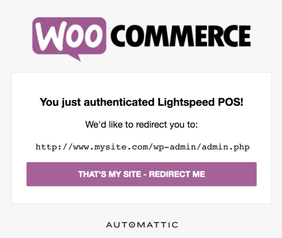 WooThemes API Connector