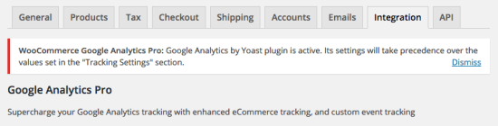 WooCommerce Google Analytics: Monster Insights Integration