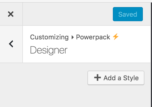 powerpack-add-style