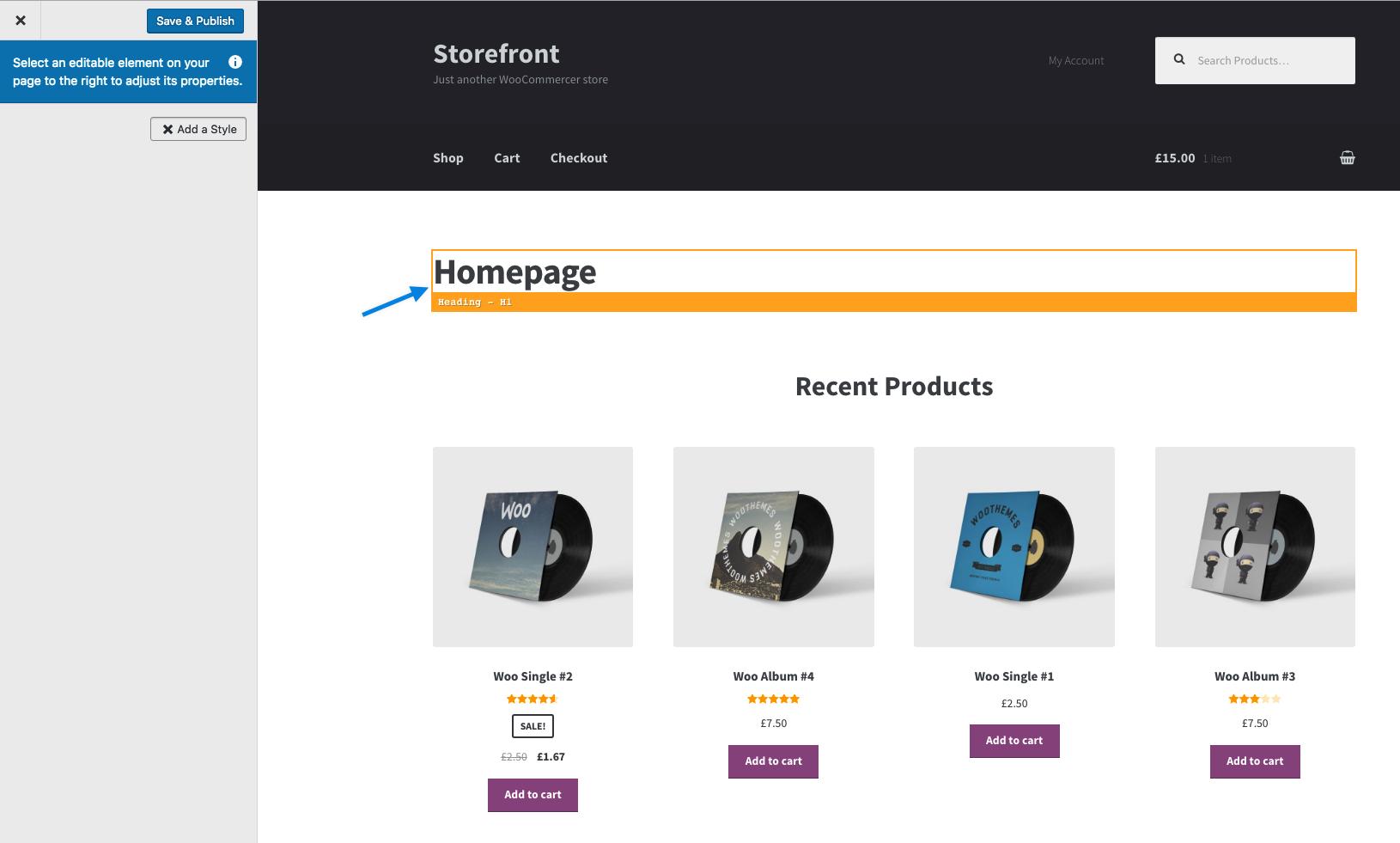 Storefront Powerpack Woocommerce Docs
