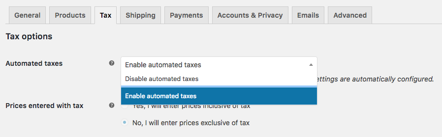 woocommerce sales tax in the us how to automate calculations