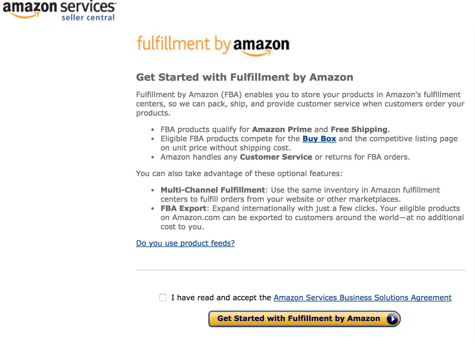 Woocommerce Amazon Fulfillment Woocommerce Docs